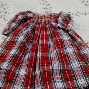 STRASBURG DRESS for  toddler